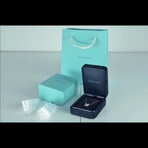 Tiffany & Co. Jewelry - Authentic Tiffany & Co Victoria Pendant